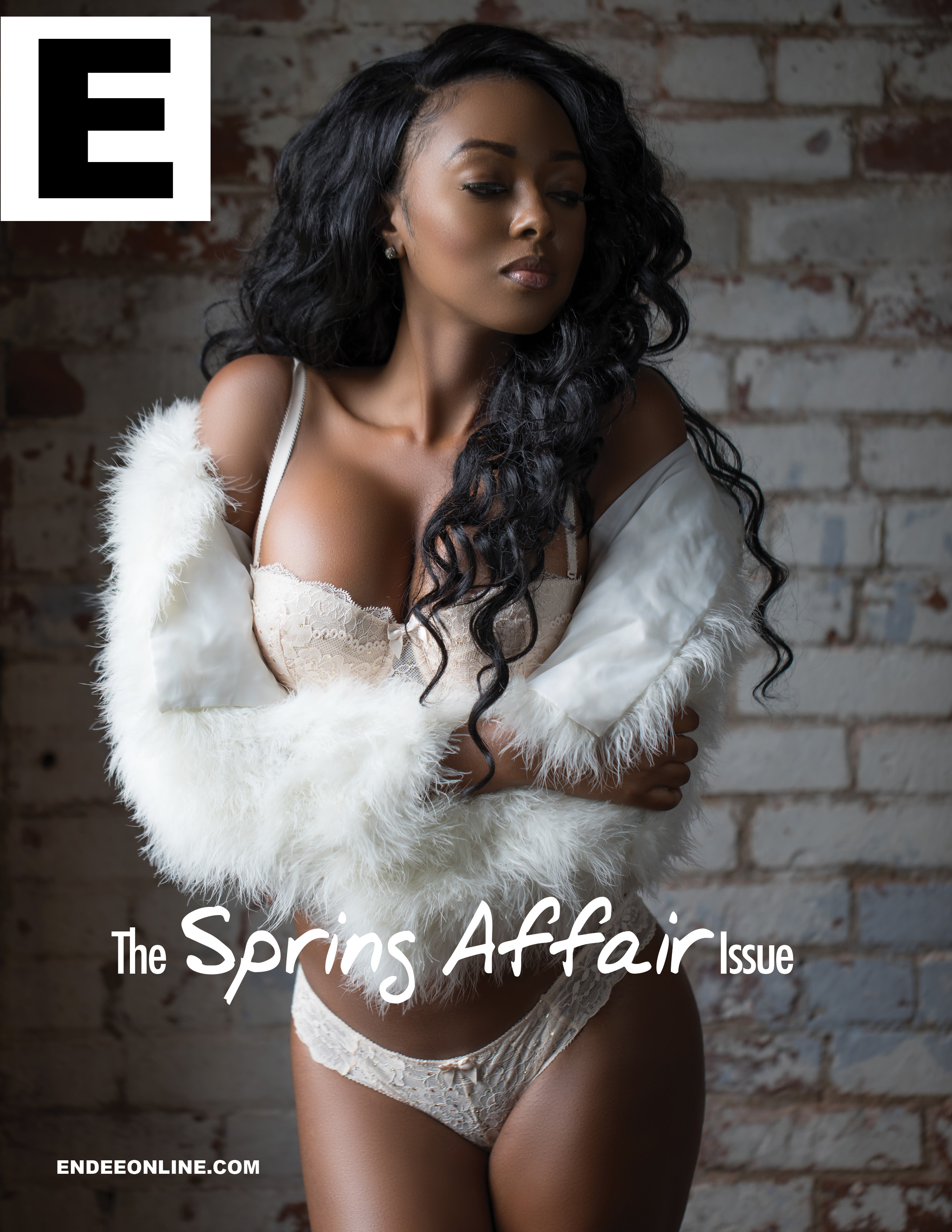ENDEE Magazine The Spring Affair Issue