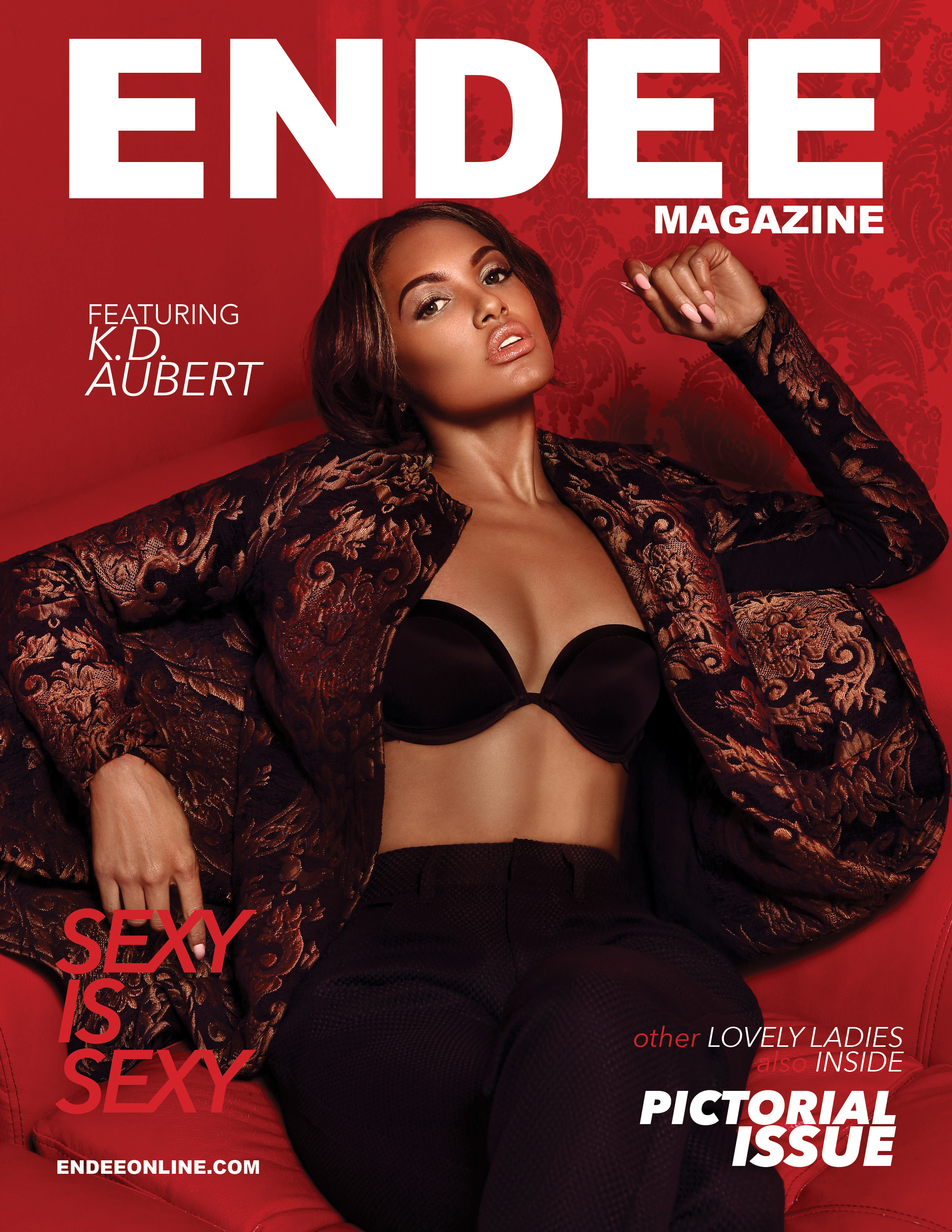 ENDEE Magazine Sexy Is SEXY