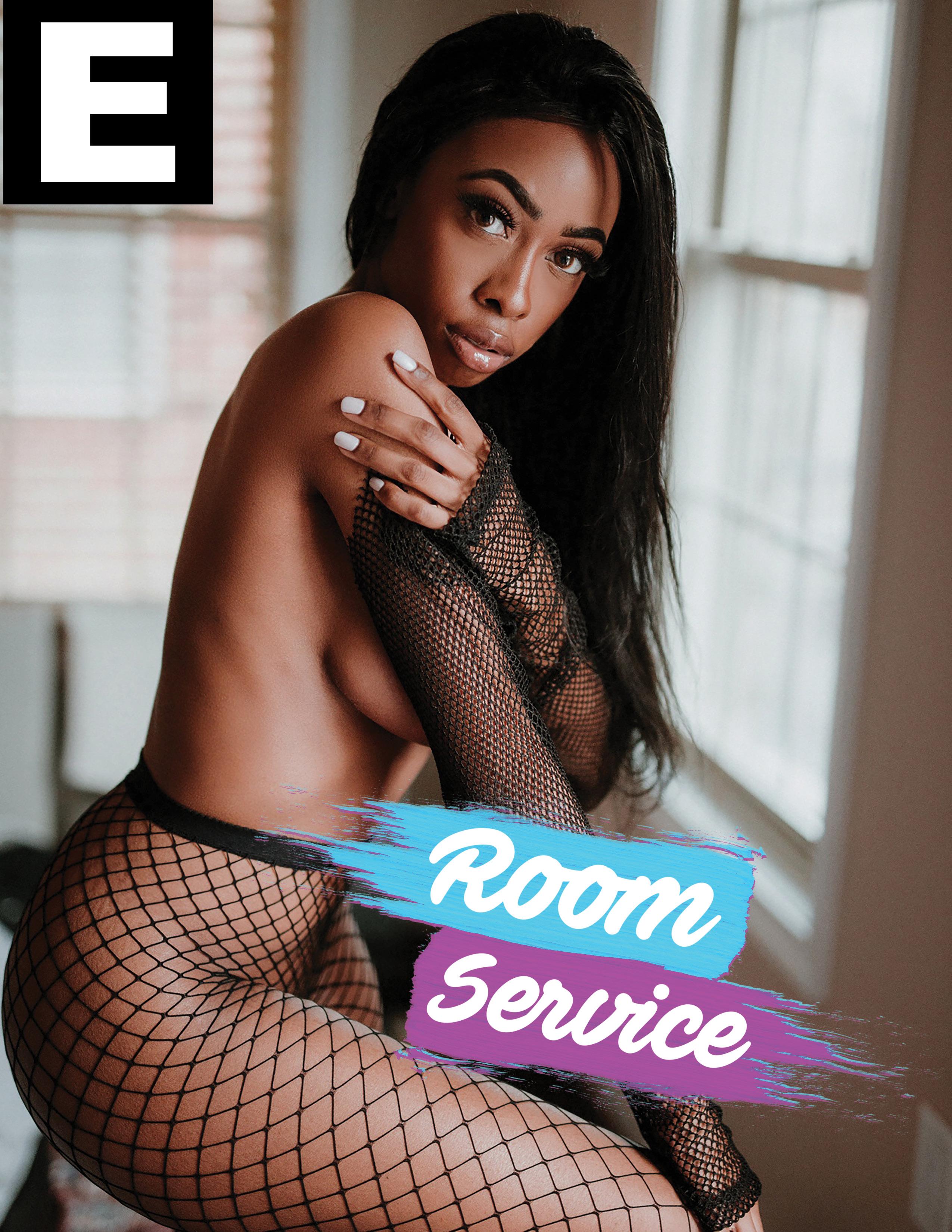 ENDEE Magazine ROOM SERVICE 2