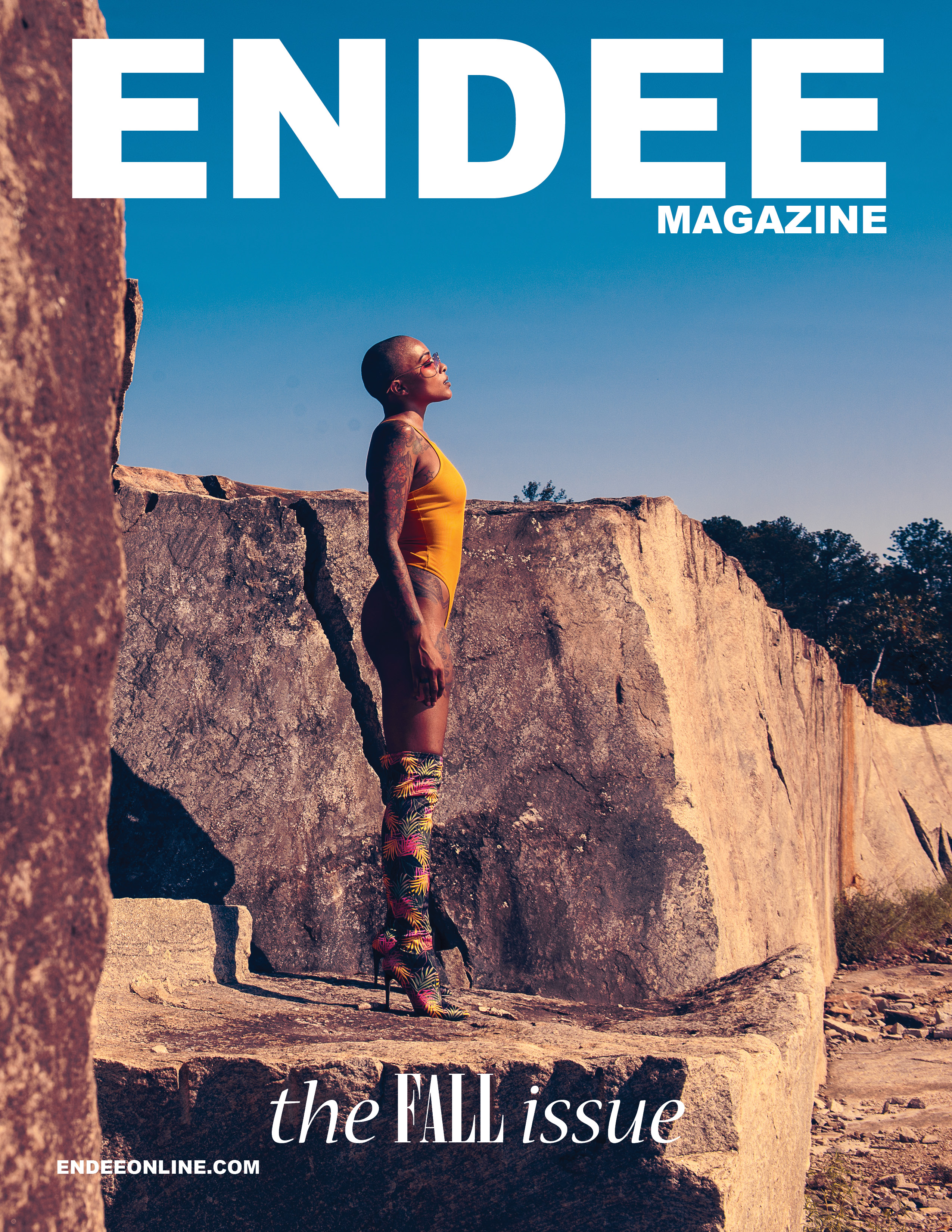 ENDEE Magazine July 2018