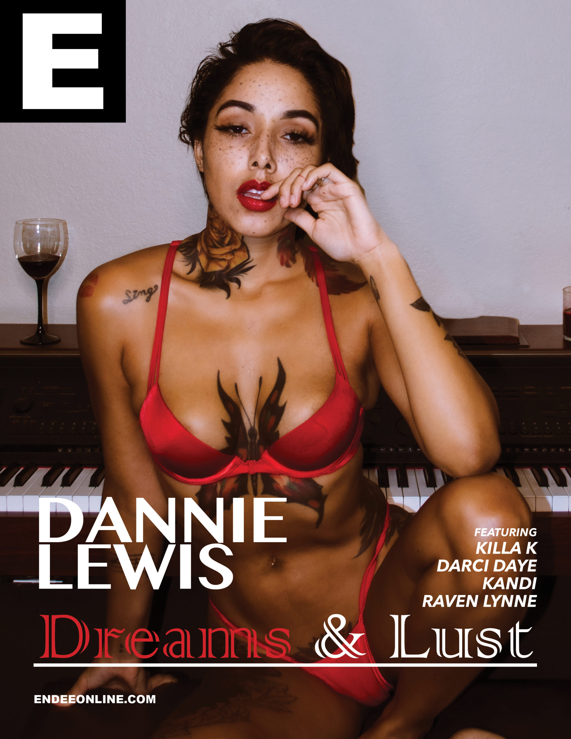 ENDEE Magazine Dreams and Lust